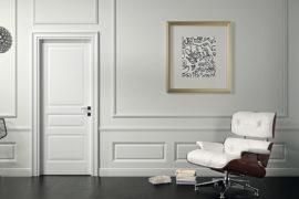 La porta pantografata