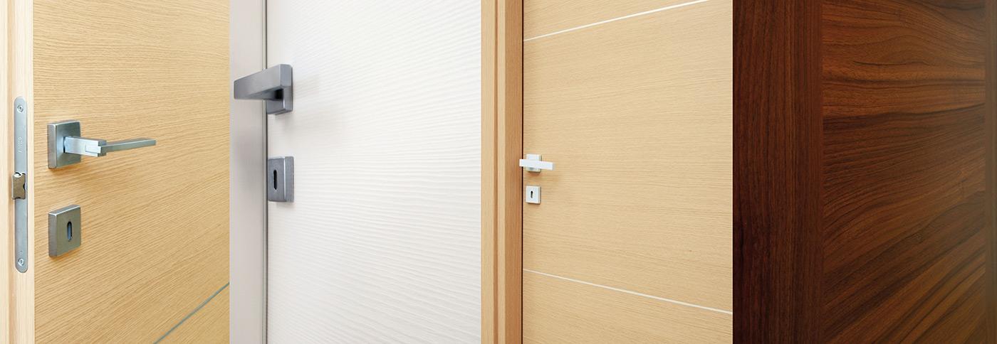 Porte interne rivestite in laminato infissi porte for Folusci infissi tolentino