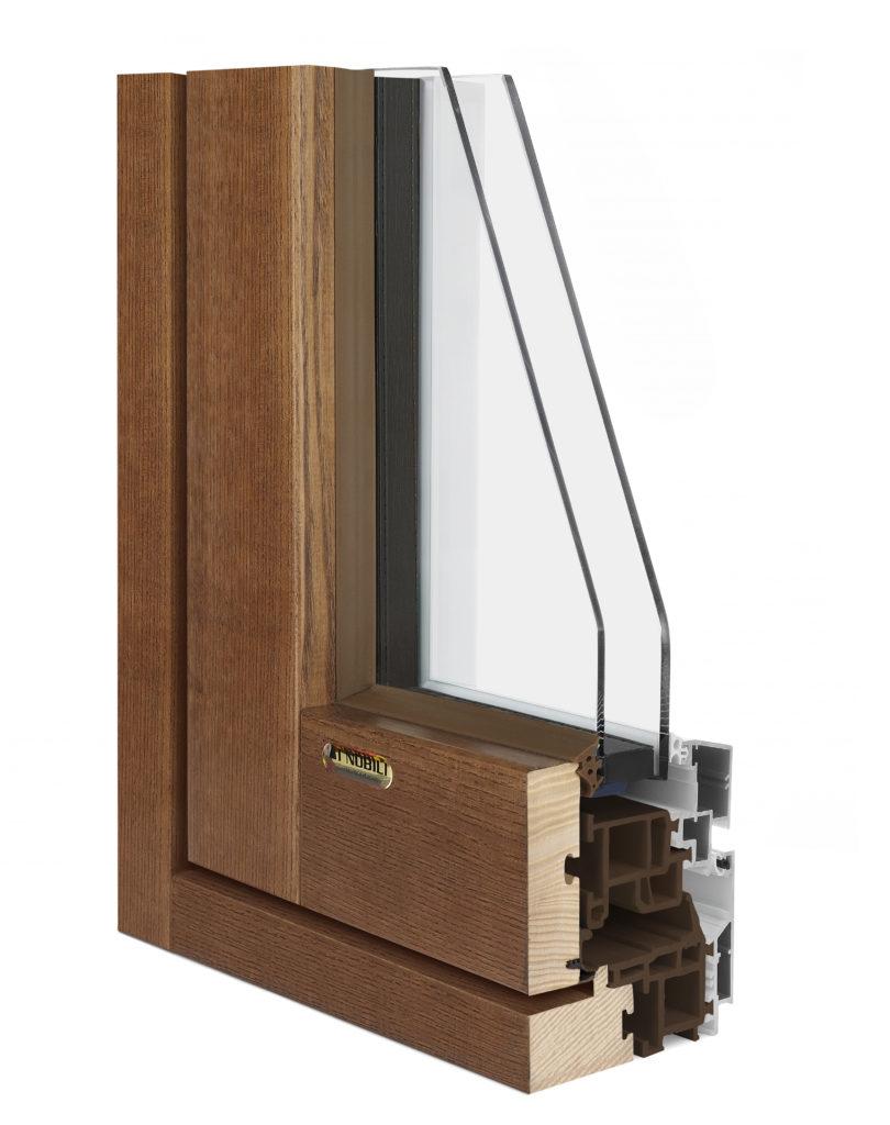 Alluminio legno infissi porte tolentino for Folusci infissi tolentino