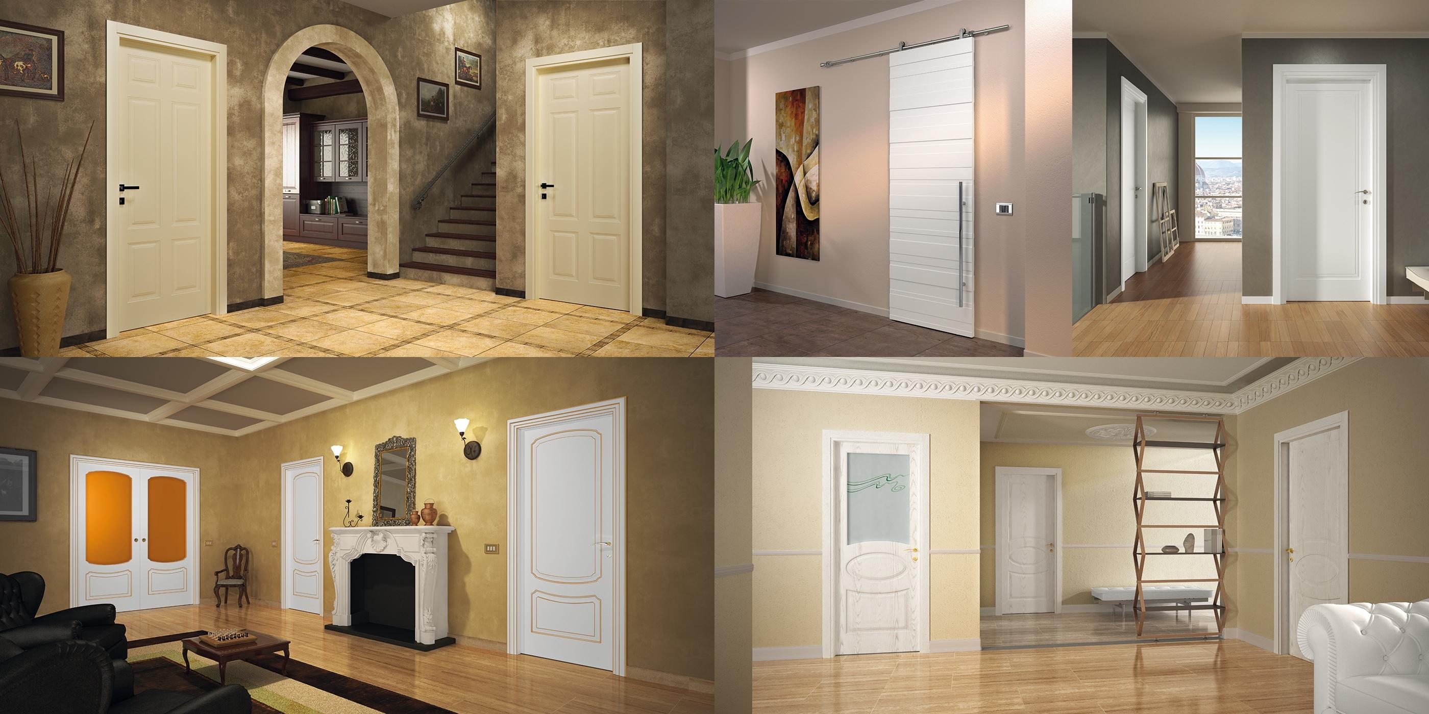 Colori Porte Interne Moderne porte interne quale scegliere ?